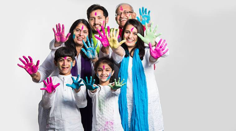 Holi 2019: How To Celebrate The Festival With Your Child