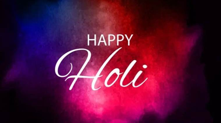 Happy Holi 2019: Wishes Images, SMS, Messages, Status, Quotes and Photos for Whatsapp and Facebook