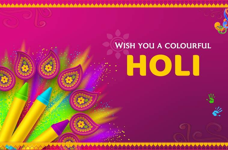 Happy Holi 2019 Wishes Images Status Quotes Hd Wallpapers Sms