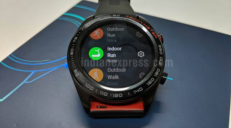 Honor Watch Magic, Honor Watch Magic review, Honor Watch Magic specifications, Honor Watch Magic price in India, Honor Watch Magic price, Honor Watch Magic features