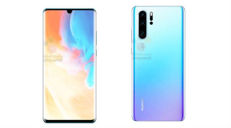 Video showing Huawei P30 Pro leaks online ahead of March 26 launch