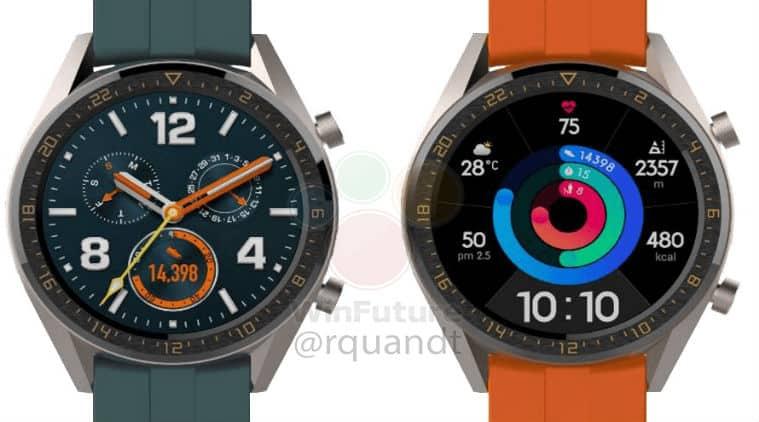 Huawei, Huawei Watch GT Active, Huawei Watch GT Active price in India, Huawei Watch GT Elegant price in India, Huawei Watch GT, Huawei smartwatches, Huawei P30 Pro, Huawei P30