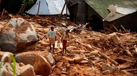 idai, cyclone idai, cyclone in mozambique, mozambique cyclone, idai in mozambique, idai cyclone, mozambique now, mozambique weather, mozambique condition, africa news, indian express