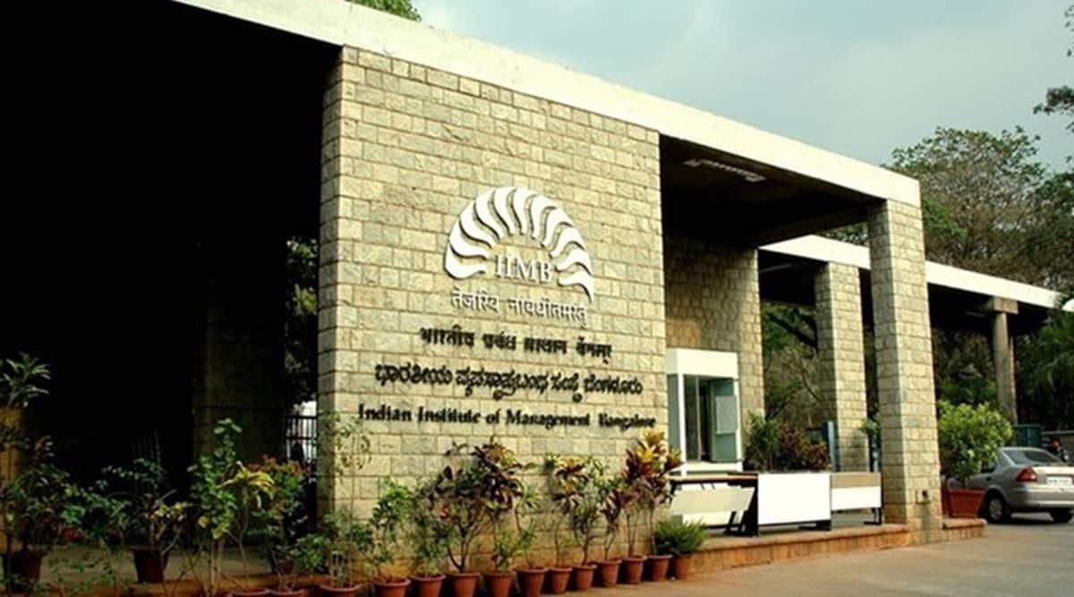 IIM bangalore, pgp batch 2021-23, MBA