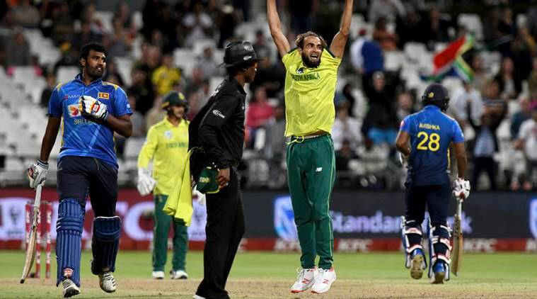 South Africa leads the T20 series in a super over encounter