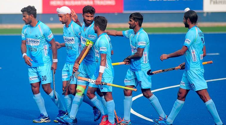 India vs Poland at the Sultan Azlan Shah Cup