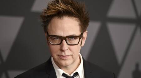 James Gunn oJames Gunn announces wrap on The Suicide Squad