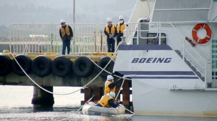 More than 80 injured in Japan ferry accident