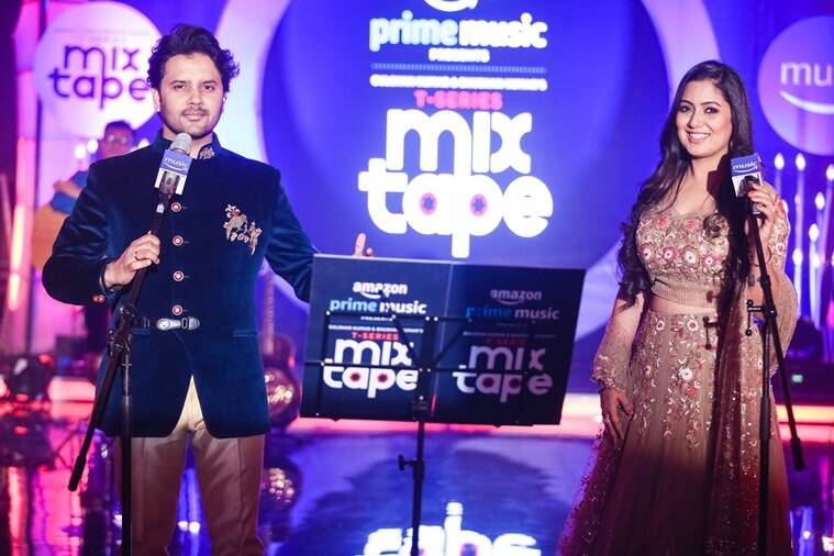 Javed Ali and Harshdeep Kaur