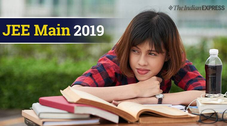 jee main, jee main 2019 application, jee main exam date