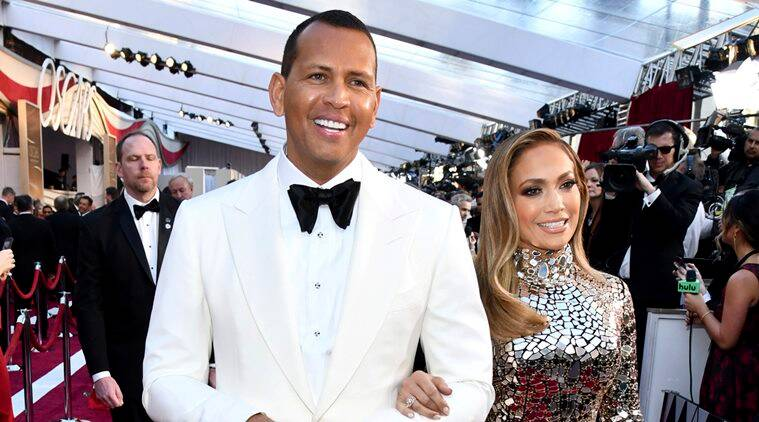 Jennifer Lopez and Alex Rodriguez engaged