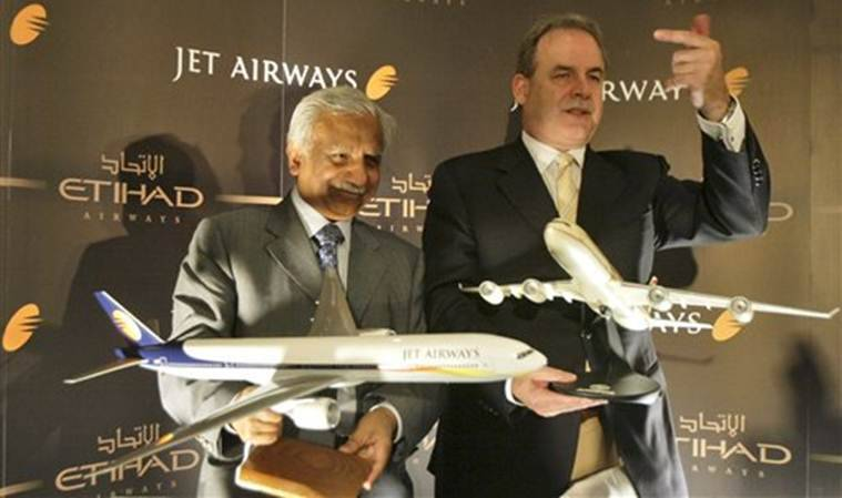 Jet Airways, Jet Airways news, Jet Airways Turbulence, Jet debt, Jet employees, Jet employees salaries, Jet Airways India, Jet story, India news, Indian express news