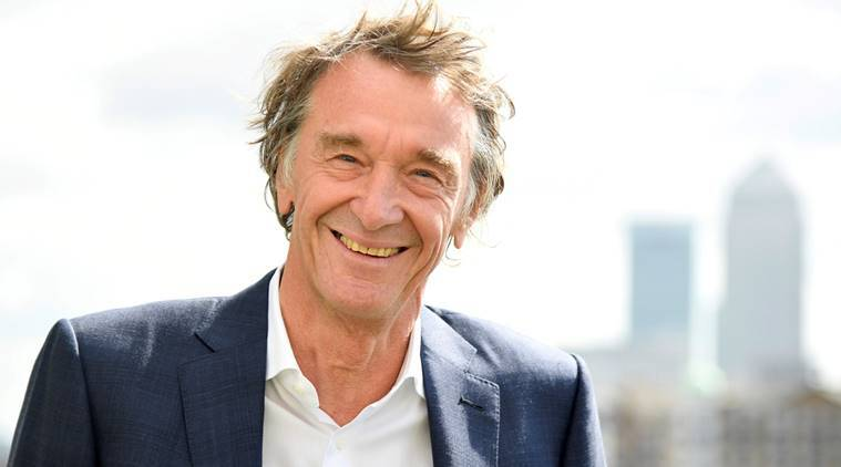 Billionaire Jim Ratcliffe rides to rescue of Team Sky