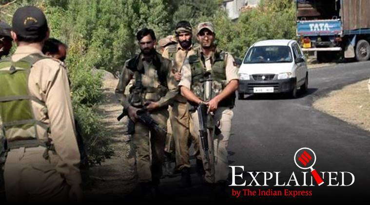 Explained: J&K's uniquely vulnerable Special Police Officers