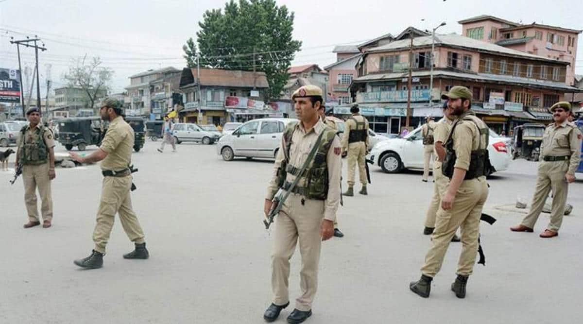 Police custory death, Sopore man death, J&K police, Jammu and kashmir, Death in j&K police custody, India news, Indian express