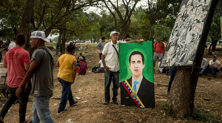 Juan Guaidó returns to Venezuela, facing threat of arrest