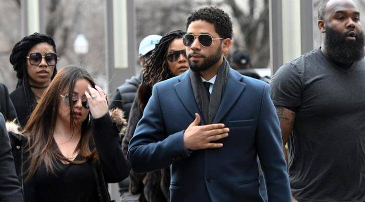 Jussie Smollett criminal charged dropped