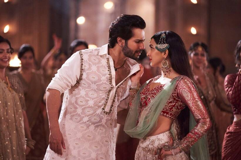 Kalank Movie Download 340p: Sneak Peek: Kalank Song First Class