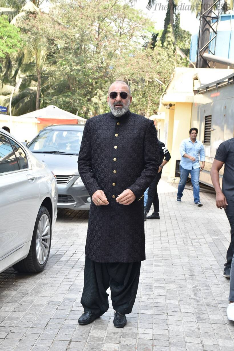 sanjay dutt on kalank