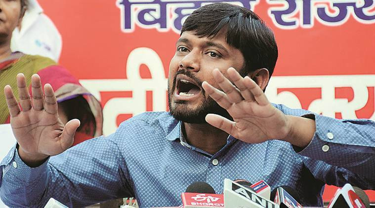 My fight is against Giriraj's fundamentalist thinking, says Kanhaiya Kumar