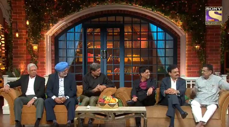 India's 1983 World Cup winning team to feature on The Kapil Sharma