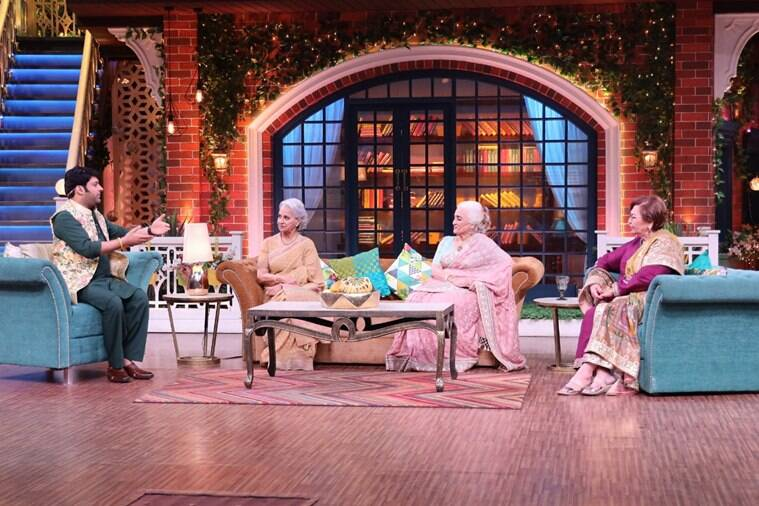 kapil new episode