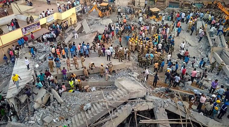 Karnataka: Death toll mounts to 10 in Dharwad building collapse; 12-15 still trapped, say police