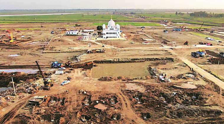kartarpur corridor, kartarpur talks, kartarpur corridor talks, india pakistan talks on kartarpur corridor, Dera Baba Nanak shrine, gurdaspur, Mohammad Faisal