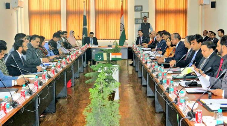 The first round of talks on March 14, which took place in the shadow of the Pulwama terror attack, had revealed divergences between the two sides on all aspects of the pilgrimage corridor.
