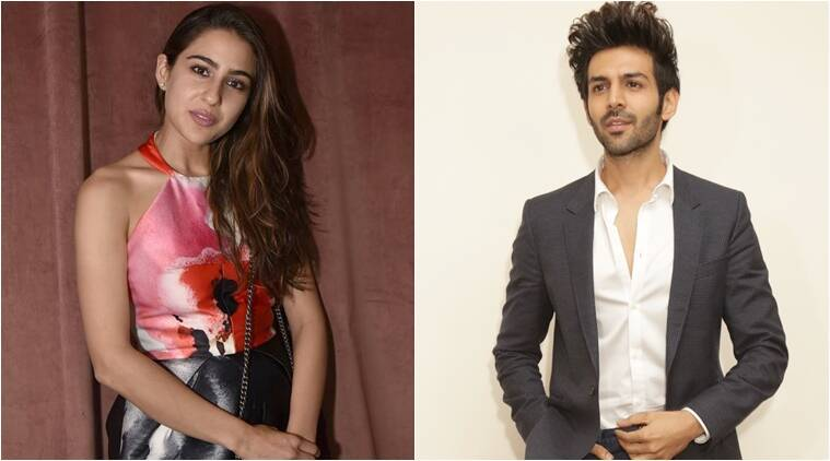 sara ali khan and kartik aaryan