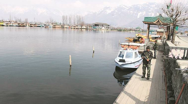 Rumours to jet streams in the air, Srinagar's nights without end