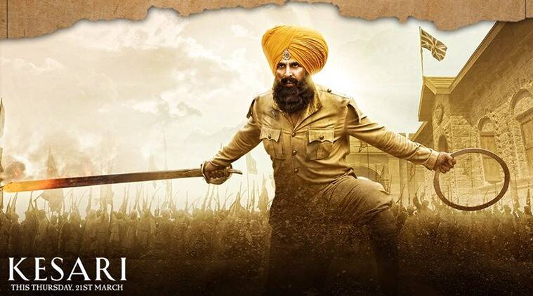 Kesari movie review and release LIVE UPDATES