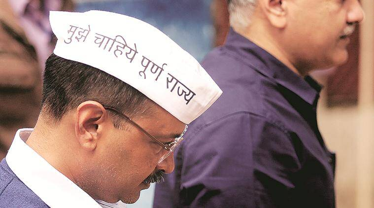 People Expected 'lafda' From Bjp, Either Mandir Or India-pakistan, Says Kejriwal