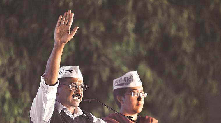 Congress, BJP scared of people from the gullies like us: Delhi CM Arvind Kejriwal