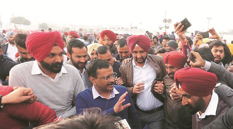 Punjab: No. 2 In State Not So Long Ago, Aap Struggles With Infighting, Rebellion