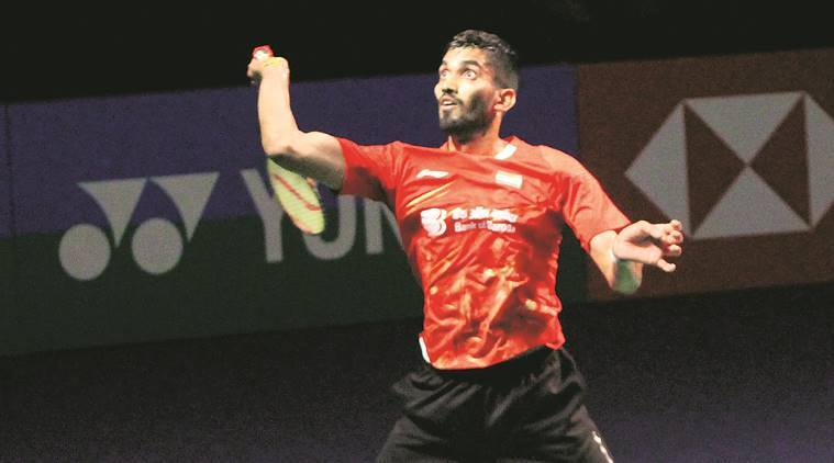 Kidambi Srikanth, Indian Open, PV sindhu, PV sindhu Indian Open, Indian Open Kidambi Srikanth, Praneeth, India Open 2019, 2019 Indian Open, Indian Express