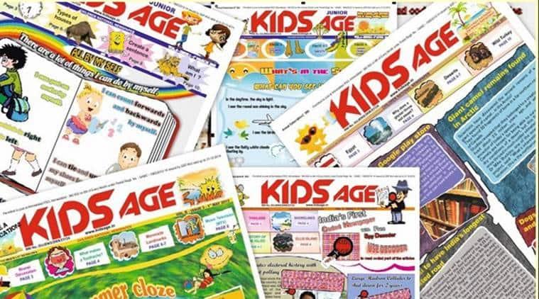children newspaper
