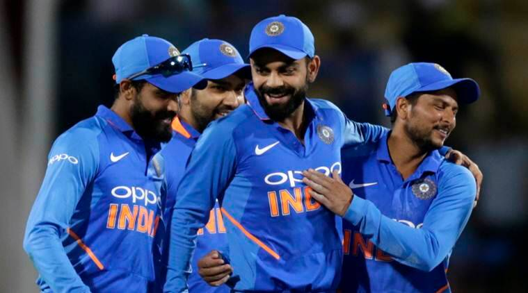 India Cricket World Cup 2019 Squad Team Players List Icc
