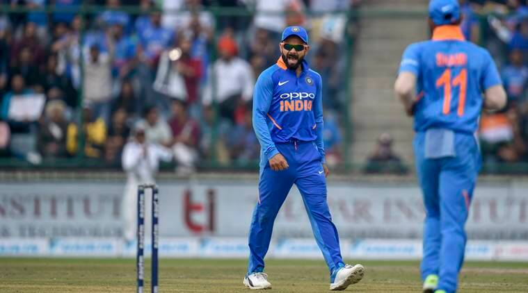 virat kohli, virat kohli india, india vs australia, ind vs aus 5th odi, india world cup, india world cup squad, icc cricket world cup 2019, cricket news, indian express news