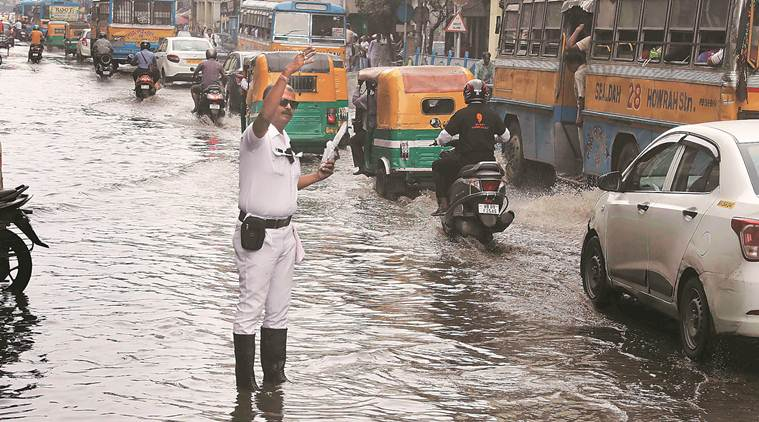 After 4 days of downpour in Kolkata, rain intensity to reduce now: Met dept
