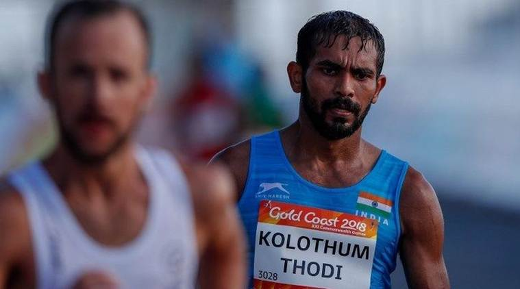 KT Irfan becomes first Indian from athletics to qualify for Tokyo Olympics