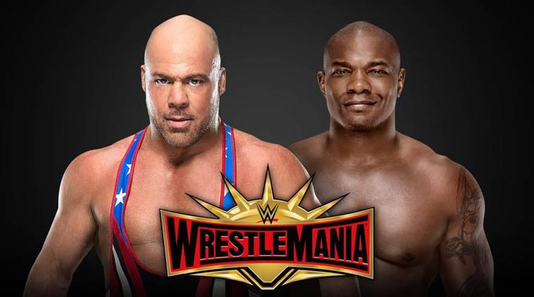 Kurt Angle Accepts WWE Superstar's Challenge For WrestleMania 35