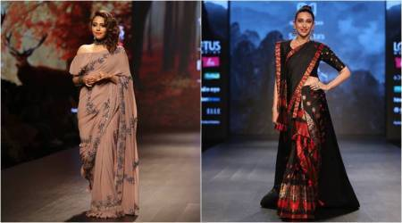 Karisma Kapoor, Swara Bhaskar, Lotus India Fashion Week Day 2