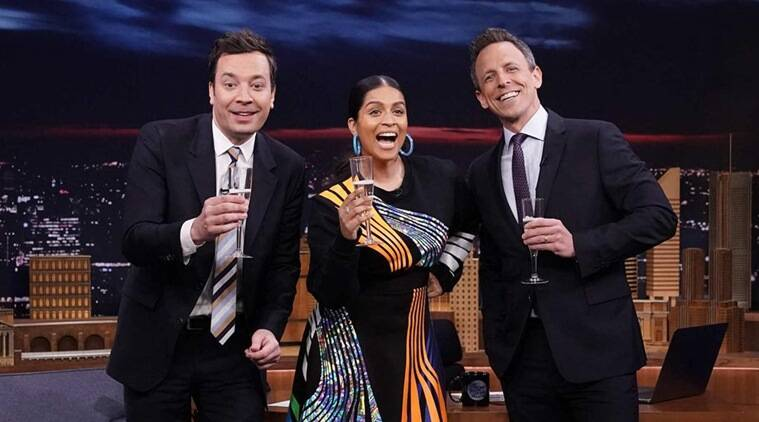 YouTube Star Lilly Singh To Replace Carson Daly In NBC's Late-Night