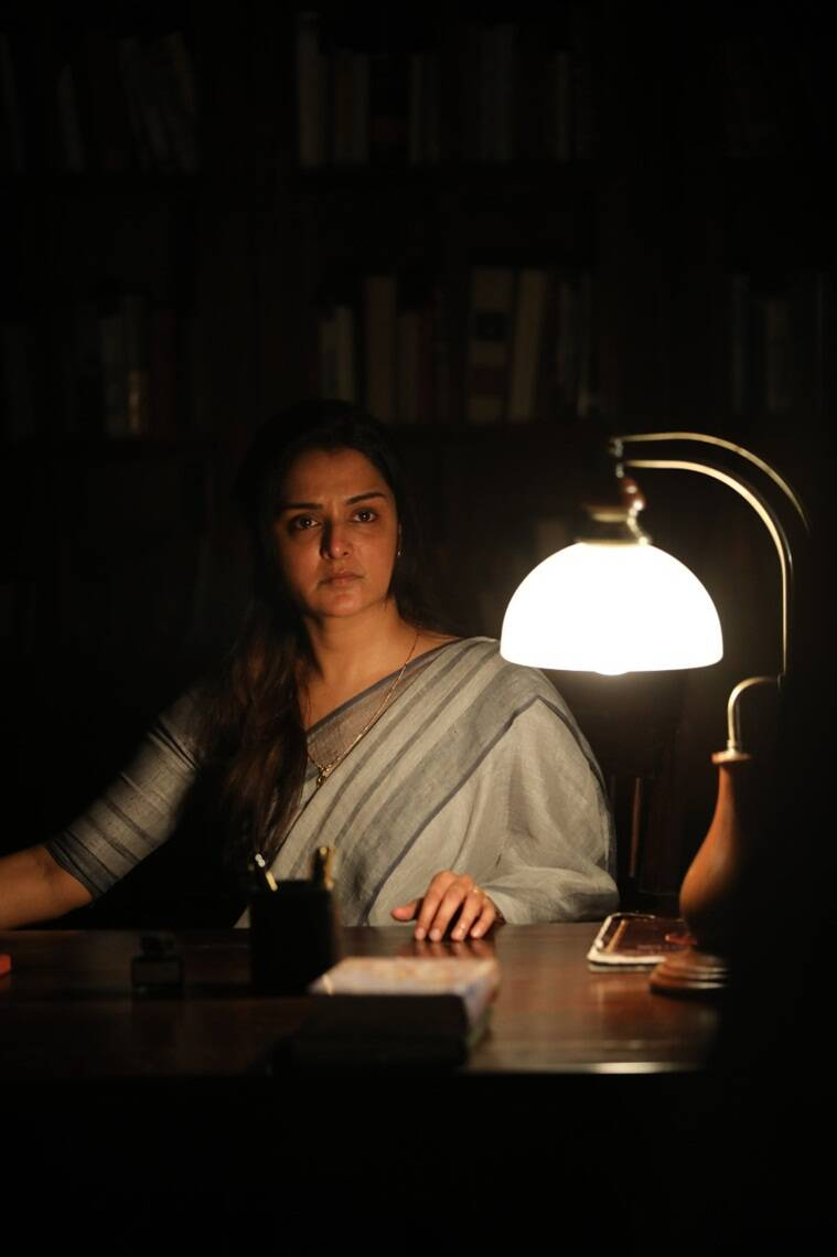 Manju Warrier in the lead Lucifer