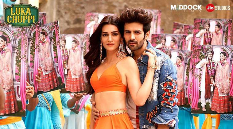 Luka Chuppi box office collection day 8