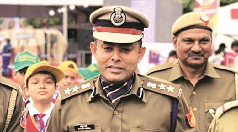 DCP (New Delhi) Madhur Verma denied the allegations, said the complainant misbehaved with two constables