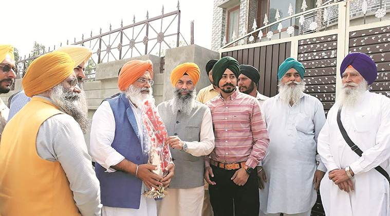 In Khadoor Sahib battle, former Army chief faces pressure from own party to quit race
