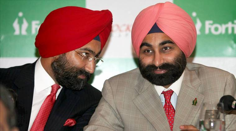 Via Mauritius, Religare moved funds to Singh brothers' offshore company: records