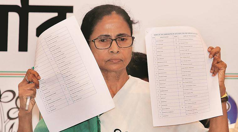 10 are out as Mamata revamps 2019 list: 17 of her 42 candidates are women